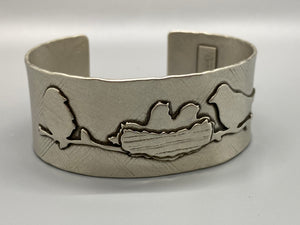 Family Meeting Cuff Bracelet