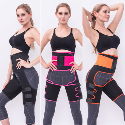 [Hot Selling 55% OFF] Waist Trainer Thigh Trimmer