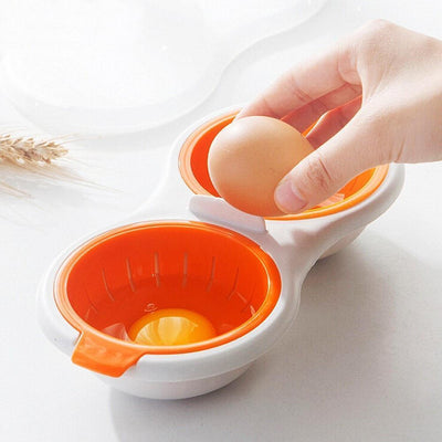 Microwave Perfect Eggs Poacher - goodwearing