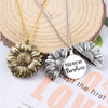 [Buy 2 get freeshipping & extra 15% OFF]YOU ARE MY SUNSHINE SUNFLOWER NECKLACE - goodwearing