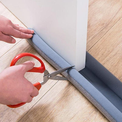 [🔥Big Sale🔥50%OFF🔥Buy 2 Get Extra25% OFF🔥] Multifunctional Door Bottom Seal Strip Stopper - Buy More Save More