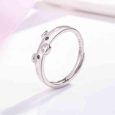 [BUY 2 GET EXTRA 15% OFF & FREESHIPPING]LUCKY PIGGY RING - goodwearing