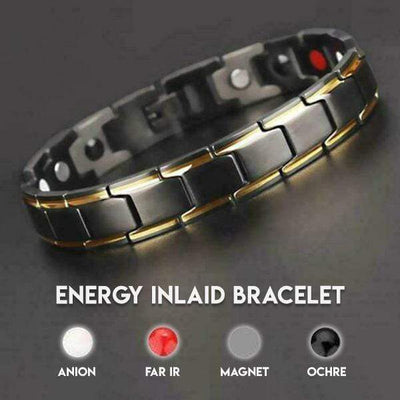 ❤️LAST DAY 50% OFF + BUY 2 GET EXTRA 10%OFF❤️Energy Healing Therapy Bracelet - goodwearing