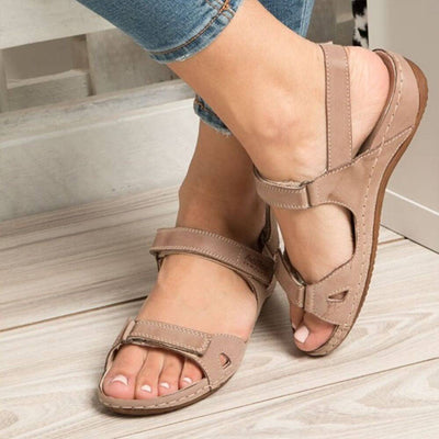 [Last Day Promotion, 57% OFF] Original Orthopedic Toe Sandal-WALK COMFORTABLY & PAIN-FREE - goodwearing