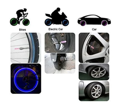 [Last Day Promotion, 50% OFF] Waterproof Led Wheel Lights-Buy more save more