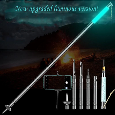 [Hot Sale] Multi-purpose Trekking Pole - goodwearing