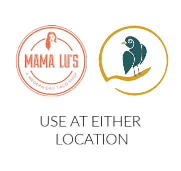 Mama Lu's & The Flying Noodle COMBO