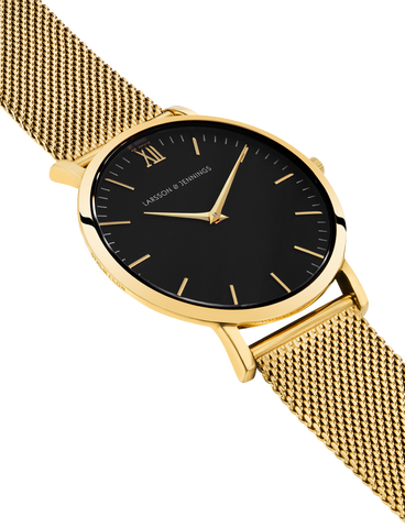 Lugano 40mm, Gold