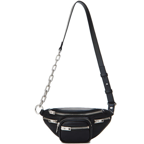 Attica Belt Bag Mini, Black