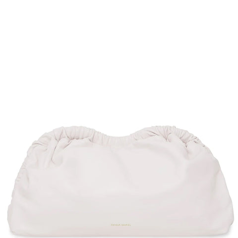 Cloud Clutch Lambskin, Apple Blossom