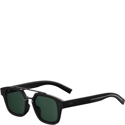 Dior Homme Fraction 1F, Black/Green