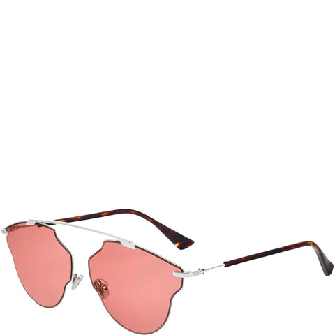 Dior So Real Pop Sunglasses, Pink