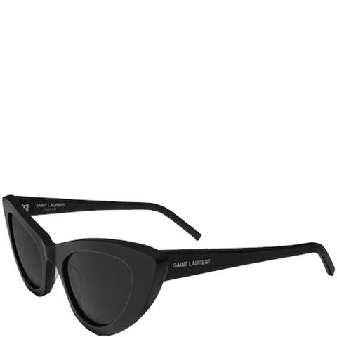 YSL SL213 Lily Sunglasses, Black