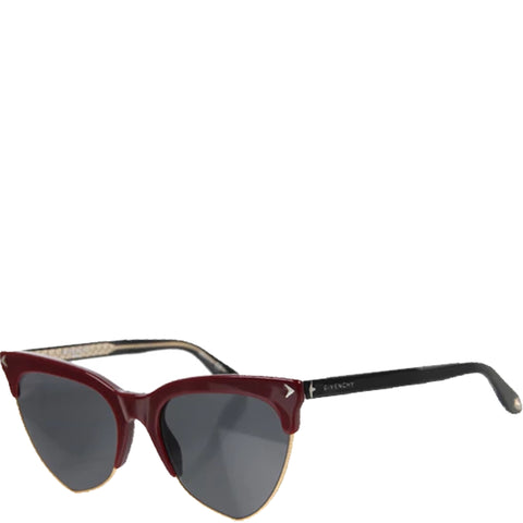 Givenchy Semi Cat, Burgundy