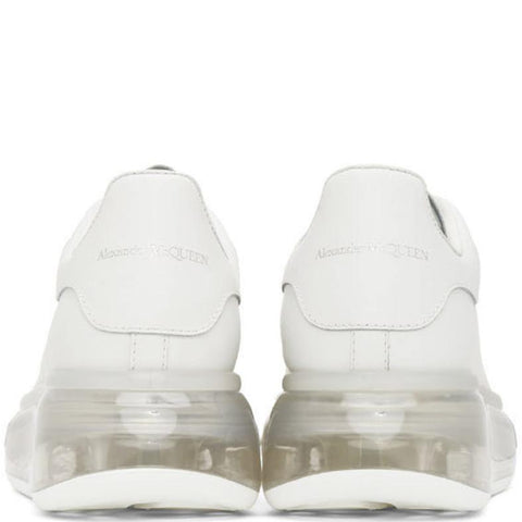 ES Sneakers Clear Sole, White
