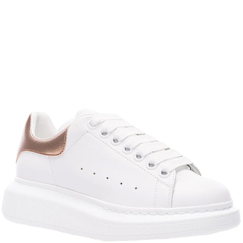 ES Sneakers Metal Tab, Rose Gold