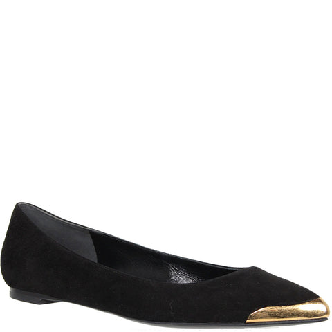 Point Ballerina Metal V Gold, Black