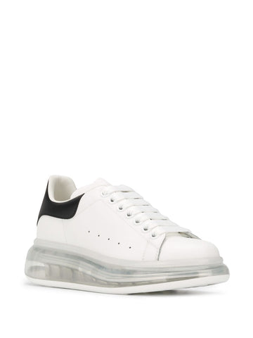 ES Sneakers Clear Sole, Black Tab