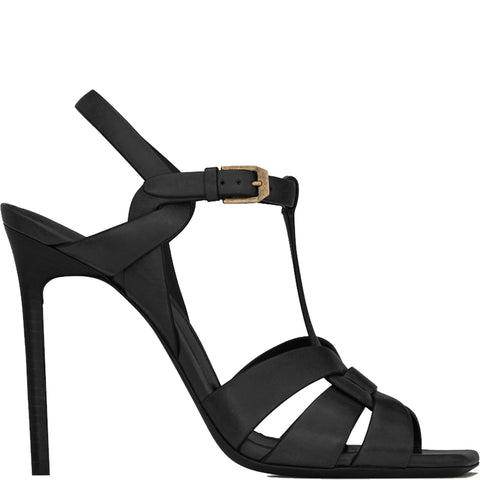 Tribute Sandal 105 Nappa, Black
