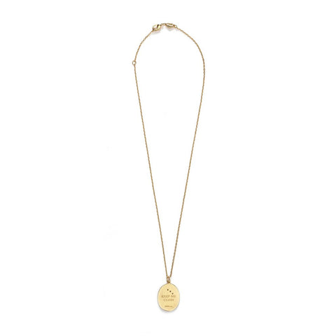 Carla Necklace, Gold