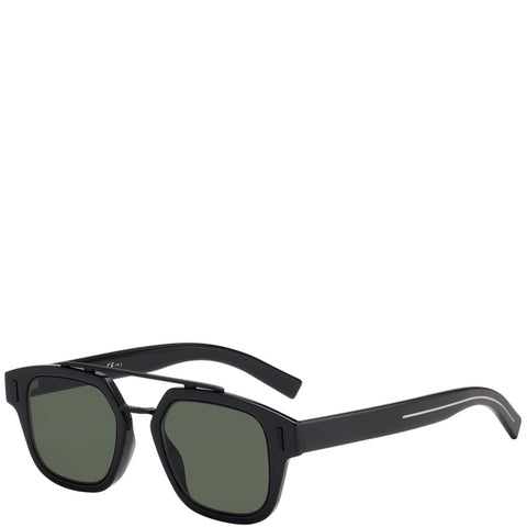 Dior Homme Fraction 1, Black/Green