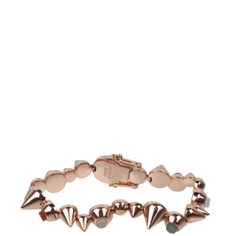 Cone Composition Bracelet, Rose Gold