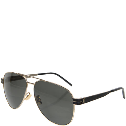 YSL M53 Signature, Gold/Grey