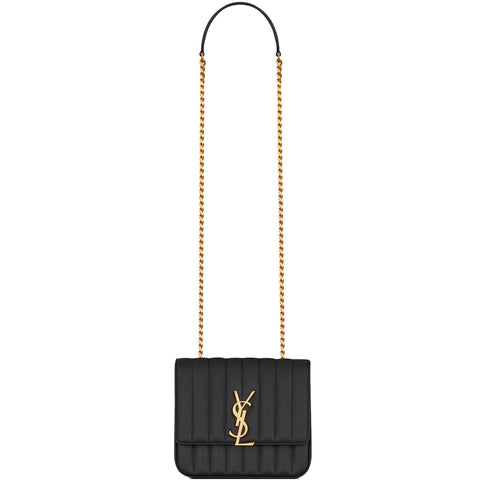 Vicky Medium Grained, Black/Gold