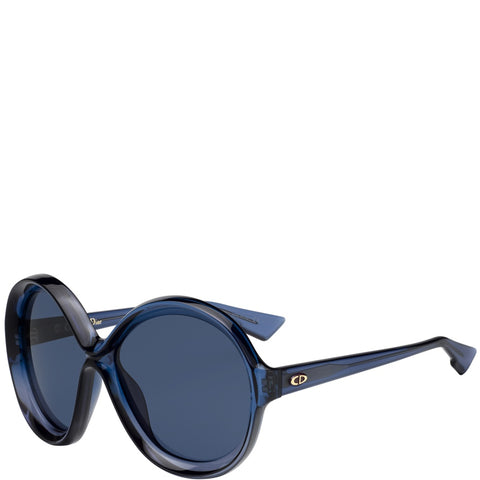 Dior Bianca Sunglasses, Blue