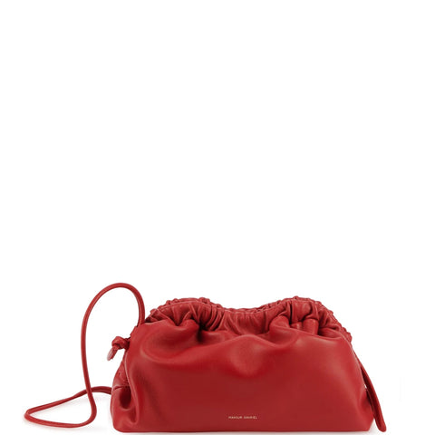 Clutch Clutch Mini Lambskin, Flamma