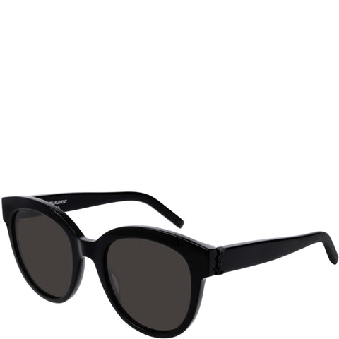 YSL SLM29/F Sunglasses, Black