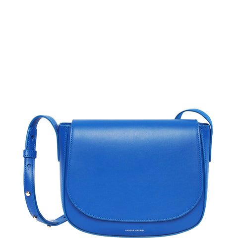 Classic Crossbody Calf, Royal