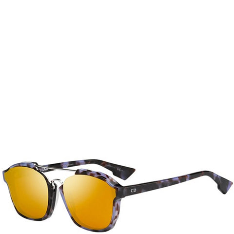 Dior Abstract Sunglasses, Havana/Orange