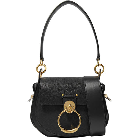 Tess Small Grained, Black