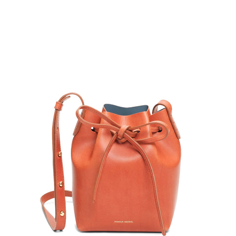 Bucket Bag Mini Mini Vagatable Tanned, Brady/Avion