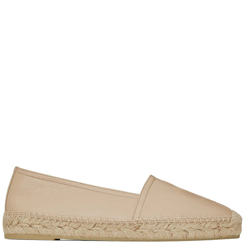 Monogram Espadrille Leather, Powder Pink