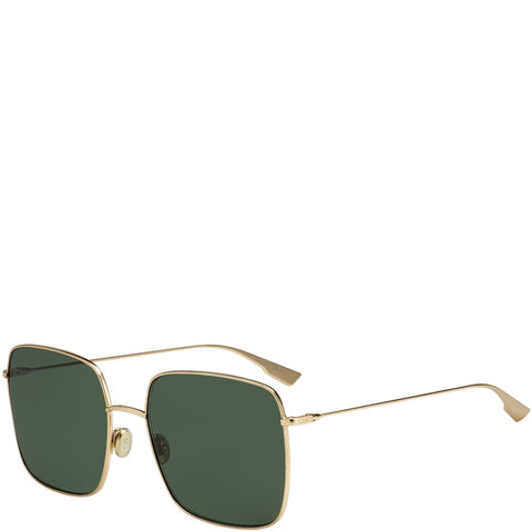Dior Stellaire 1 Sunglasses, Rose Gold/Green