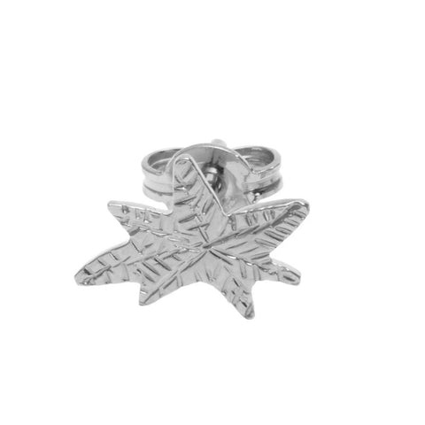 Palmtastic Stud (single), Silver
