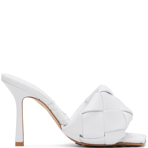 Lido Maxi Mule 90, Optic White
