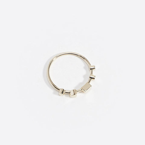 Artemis Ring I, 9kt Yellow Gold