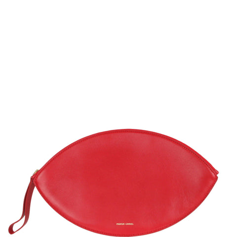 Oval Clutch Lamb, Flamma