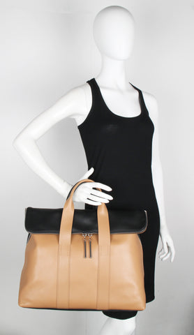 31 Hour Bag, Nude/Black