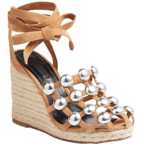 Taylor Amelia Espadrille Wedge, Clay