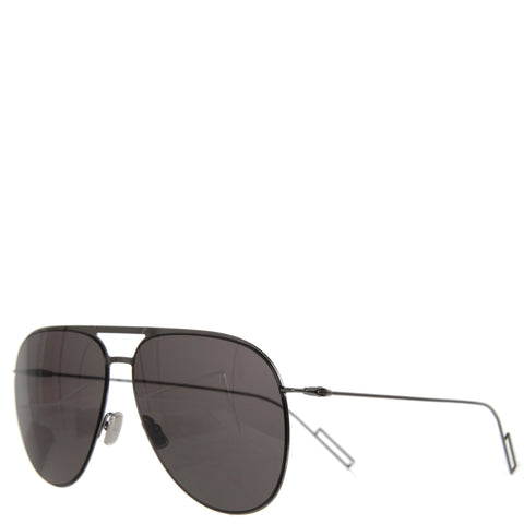 Dior Homme 205FS Aviator Sunglasses, Ruthenium