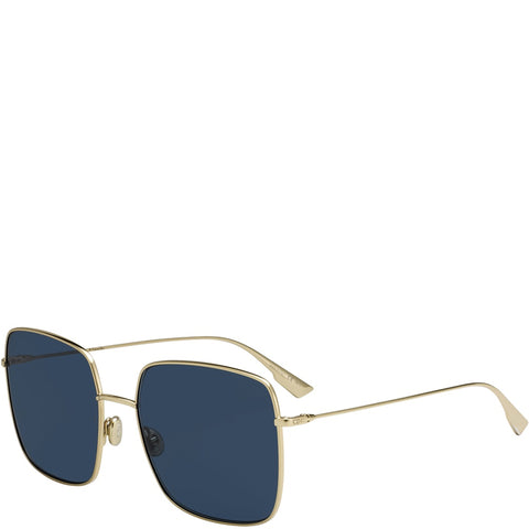 Dior Stellaire 1 Sunglasses, Gold/Blue