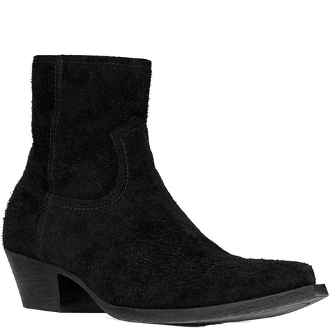 Lukas Western 40 Boot, Black