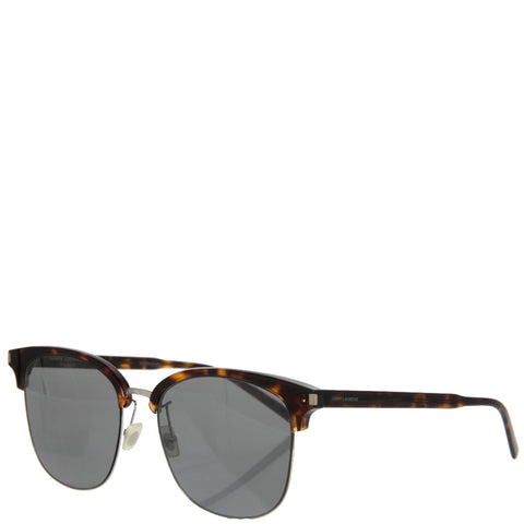 CL SL 201/K Slim Sunglasses, Dark Havana