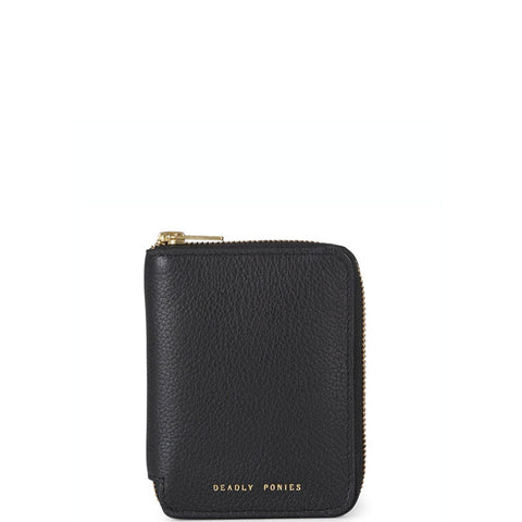 Mr Mini Wallet, Black