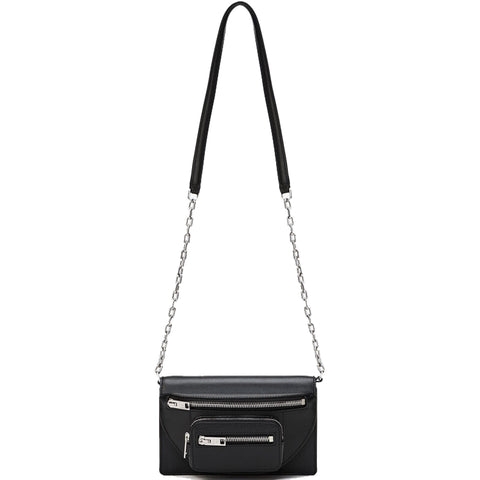 Attica Crossbody Multi Bag, Black