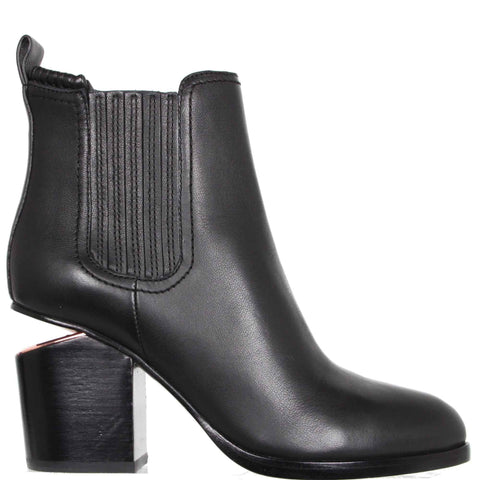 Gabriella Boots 80, Black/Rose Gold